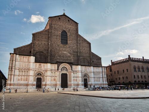 Fototapety, obrazy: Basilica di San Petronio, Bologna