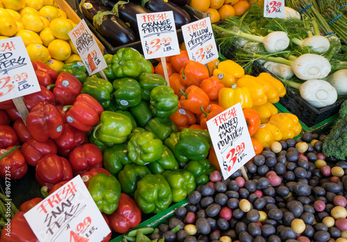 Fotografie, Obraz  Fresh Vegatables