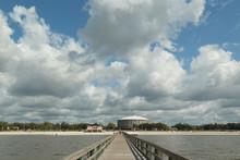 Mississippi Coast Coliseum Pier
