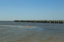 Biloxi Beach Pier