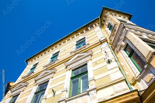 Foto op Aluminium Oude gebouw Historic Architecture in Oradea..