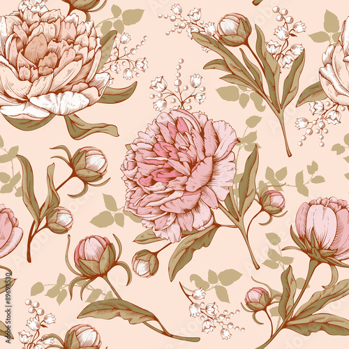 kwiaty-vintage