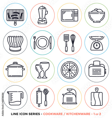 camparison symbolism of objects in kitchen