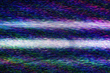 TV Damage, Television Static N...