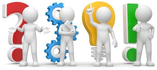 3d Männchen Idee Funktion Umsetzung
