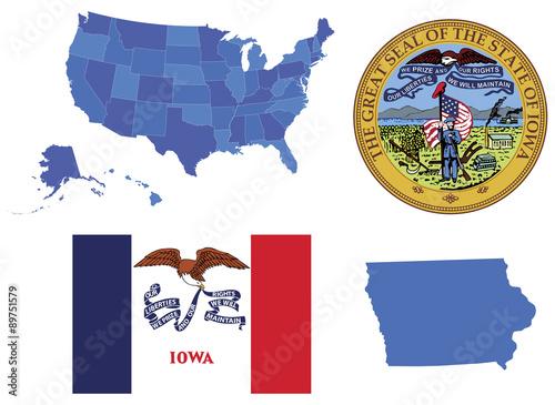 Iowa Pósters en Europosters.es