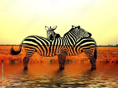 Fotografie, Obraz  Arte digital