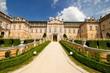 New castle castles in the Czech Republic