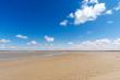 Mont Saint Michel beach