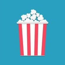 Popcorn Package Bag