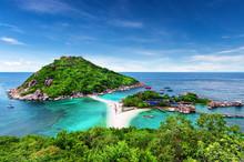 Beautiful Beach Of Koh Tao, Th...