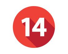 14 Calendar Holiday Number