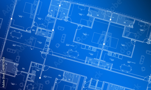 Architecture floor plan background blueprint style abstract buy architecture floor plan background blueprint style abstract malvernweather Gallery