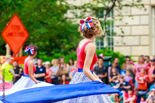 Photo  National Independence Day Parade 2015