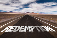 Redemption Written On Desert Road