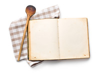 Open Recipe Book