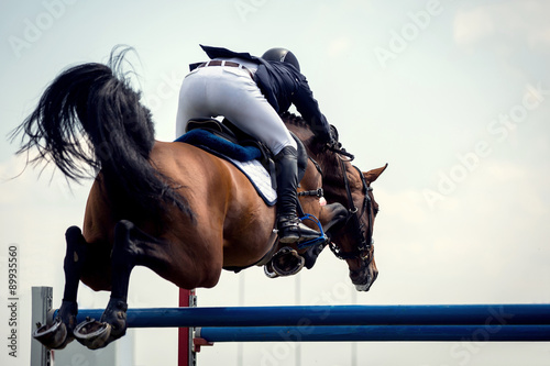 Photo  Equestrian Sports