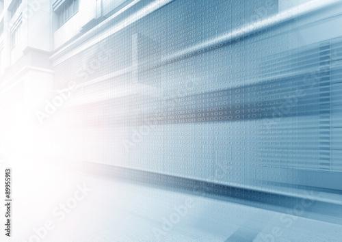 Fotografie, Obraz  Digital Display