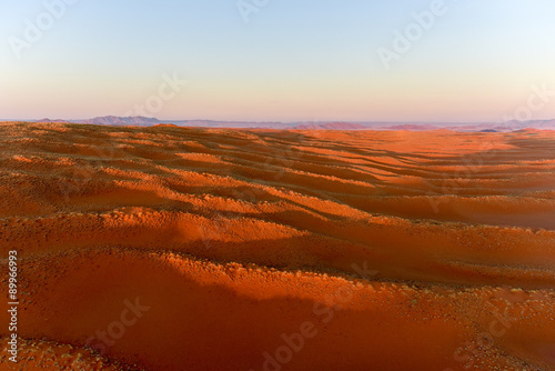 Foto op Canvas Rood paars Namib Sand Sea - Namibia