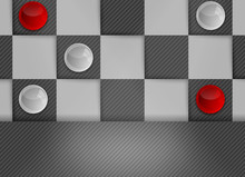 Abstract Checkers Background