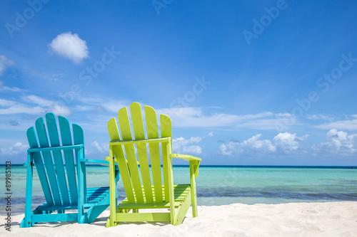 Photo Stands Caribbean Caribbean Beach Chairs