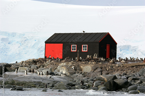 Bransfield House - Port Lockroy