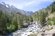 River in American Cascades