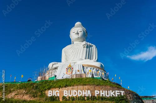 Fotografie, Obraz  Big Buddha památka v Thajsku