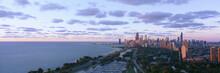 Chicago, Diversey Harbor Lincoln Park, Lake Michigan, Illinois