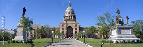 Canvas Prints Texas State Capitol, Austin, Texas