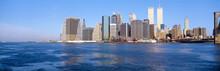 Lower Manhattan, East River, New York