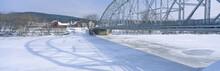 Bridge Into New Hampshire From...