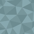 Vector modern triangular abstract background.