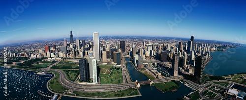 Foto op Plexiglas Chicago JS999940