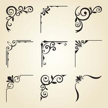 Vector Illustration Of Decorat...