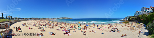 Foto op Canvas Australië View of Bondi Beach in summer in Sydney, Australia.