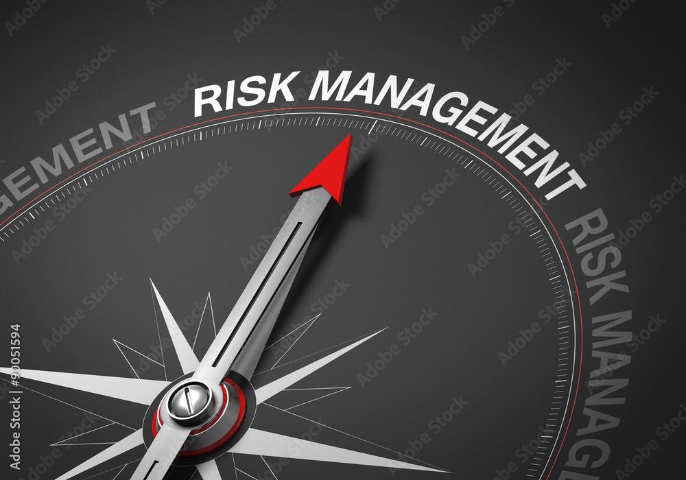 Fototapeta Risk Management