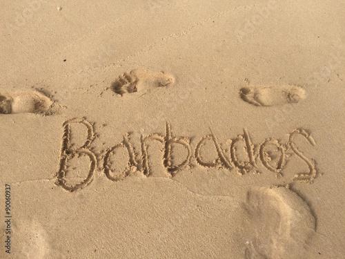 Photo  Beach holiday Barbados memories
