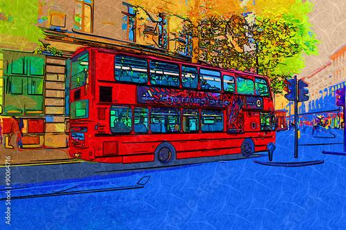 autobus-w-londynie