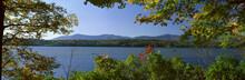 Hudson River In Autumn, Rhineb...