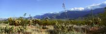 Font's Point, Anza-Borrego Desert State Park, California