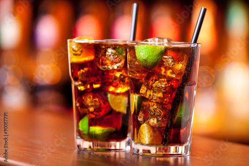 Photo Cocktails Collection - Cuba Libre
