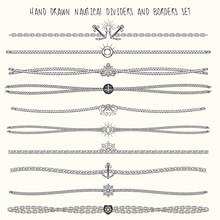 Nautical Dividers Set