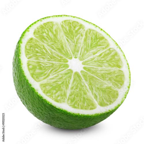 Obraz na plátne Half of lime