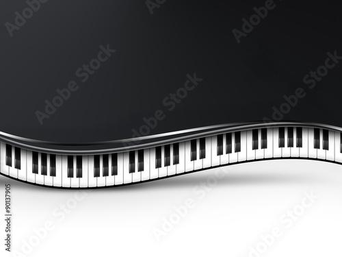 Obrazy muzyczne  musical-background