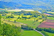 paysage vallée ain