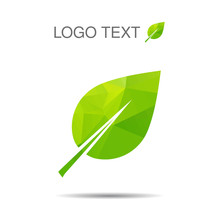 Ecology Logo Or Icon In Eps, N...