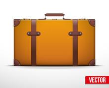 Classic Vintage Luggage Suitca...