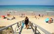 Beach at Costa Ballena, Rota, Cadiz province, Spain