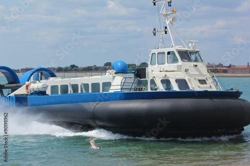 Garden Poster Water Motor sports Hovercraft à Portsmouth-4019